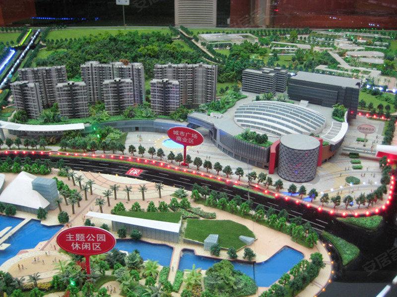 中信新城 规划图 高清图片
