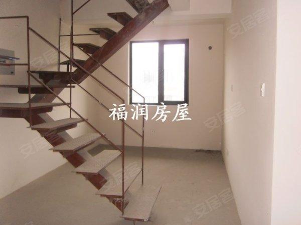 多层复式格局 六米挑高客厅 大气奢华 纯毛坯 任由您设计
