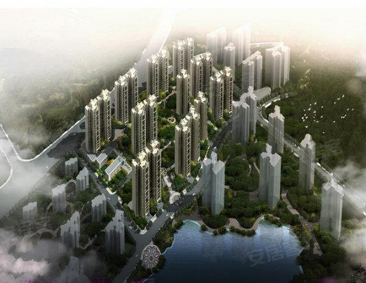 长沙倾力打造的首个高端精装楼盘,项目雄踞滨水新城cld核心,紧高清图片