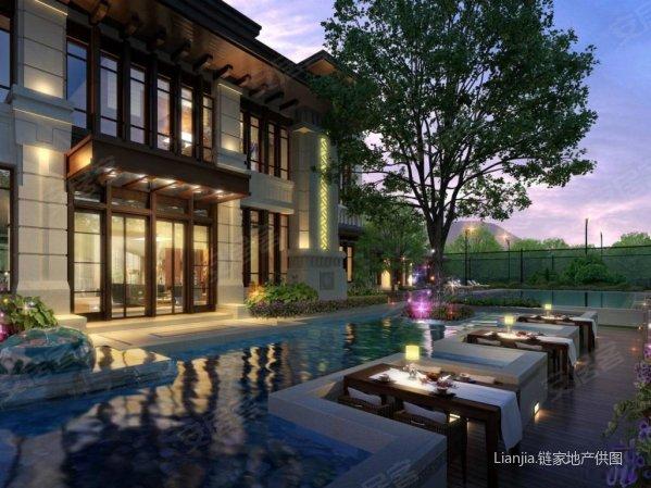 巴南东海定南山+联排别墅3+1户型带产权车位+环境优美轻轨旁