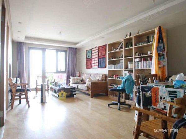 长阳半岛2号院两居室出售448万