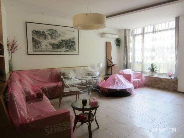 三江花园,精装修上叠排西边套排屋,送80方大露台,江景房!