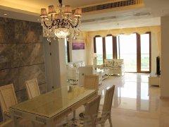 出租半山半岛三期一线海景房3房193平1.4万一个月