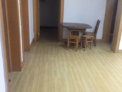 和平新村二区5楼三室一厅98平方热水器空调一台车库8平方