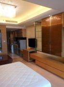 市中心恒隆广场附近 红豆国际豪装一室一厅出租 拎包即住