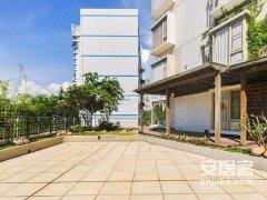 福田园博园旁博林贡院135平3房2厅、带200平私家花园整租