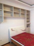 康桥国际中等装修,带简单家具