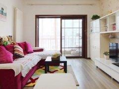 滨河新居,2室1厅1卫,58平米,押一付一