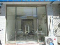 小区商业街,旺铺出租,前面70平米办公面,后有独立居住空间