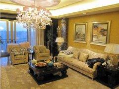 [租房首选]星河湾三期高层地暖房 配有豪华家电,首次出租