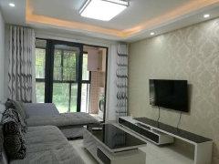 青湖语城 精装全新 两室一厅 家具家电齐全 随时看房