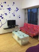 青果巷东方国际公寓2室1厅1卫家具齐全交通便利拎包即住