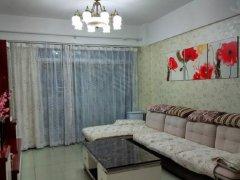 海景华庭,房东直租,1室1厅带家具,房租月付