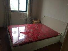 水木阳光2室1厅 两张1米5床 包物业费宽带数字电视费可短租