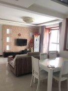 蔚蓝花城七色镇 标准两室两厅 纯纯的精装修 全新家具家电