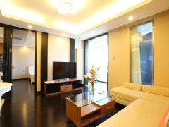 清华大学东门 高端住宅 红杉国际公寓精装两居室出租 看房联系