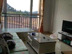 万晟城两室一厅  新装修家具家电齐全 拎包入住只要1400