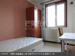 工业大学附近宏伟小区 1室1厅39平米 简单装修 押一付三