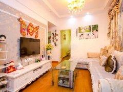 山水龙城公寓1室1厅1卫,押一付一,精装修。