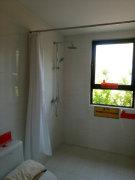 罗四路恒基家园空房三居室出租带整体厨房一套太阳能房子干净