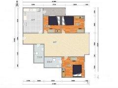 国贸 CBD 大望路 SOHO现代城 150平精装商住两用房