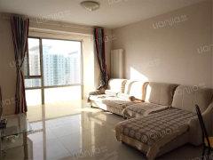 京贸国际城  精装两居室  业主诚心出租