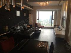 全新首租 精装齐全 超大客厅 皇冠花园2室2厅
