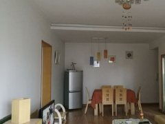 一室一厅,房屋干净整洁,家电齐全