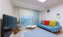 整租,城市港湾,1室1厅1卫,50平米