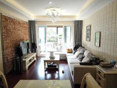 文化宫地铁口 万科一楼带院子房东自住三房适合一家人超低价出租
