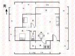 中天国际豪华装修3房黄金楼层,拎包入住,诚心出租