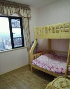 中海国际社区精装3室2厅2卫拎包入住
