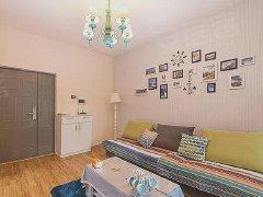 整租,宏大小区,1室1厅1卫,45平米,