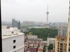 海韵天城  坐在家里  看神农城