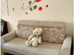 整租,和谐家园小区,1室1厅1卫,56平米