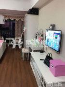城厢万达公寓1室1厅46平米温馨舒适白色家具包物业电视宽带费