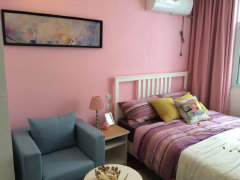 整租,东亚世纪城二期,1室1厅1卫,58平米