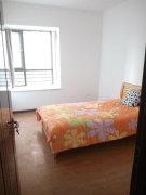 万彩城 90平米 3居室 带床 1800元 精装修 价格实惠