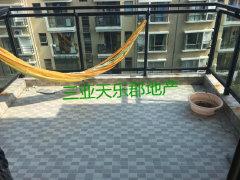 三亚市区2房2厅2卫安静舒适,南北板楼,度假居家首,选