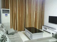 有热水器,空调,电视,床,衣柜,木沙发,等家具,标准一室一厅
