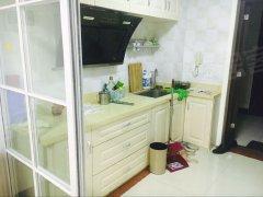 世纪美林精装单身公寓出租,冰洗齐全,晾衣服方便