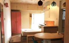 整租,香榭美地南区景观房,1室1厅1卫