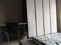 单身公寓带全套家具家电,豪装,拎包入住,采光好,