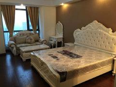 精装豪华配置,中冶昆庭51平公寓,全新家具家电,紧靠金陵饭店