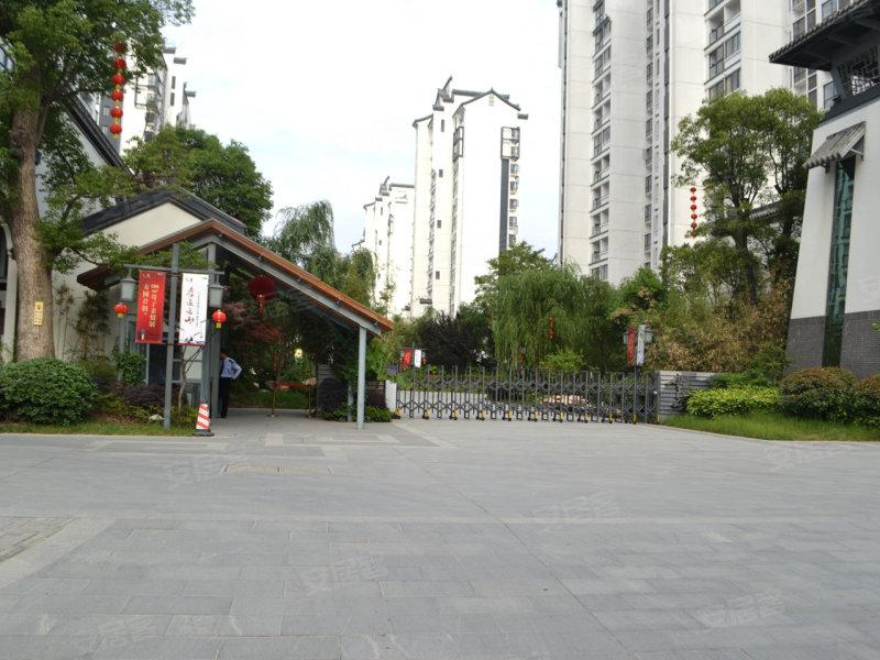 中式园林景观住宅 方圆云山诗意实景赏析