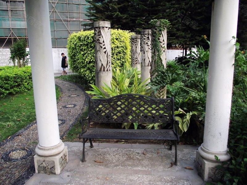 图解黄埔花园水景园林小区
