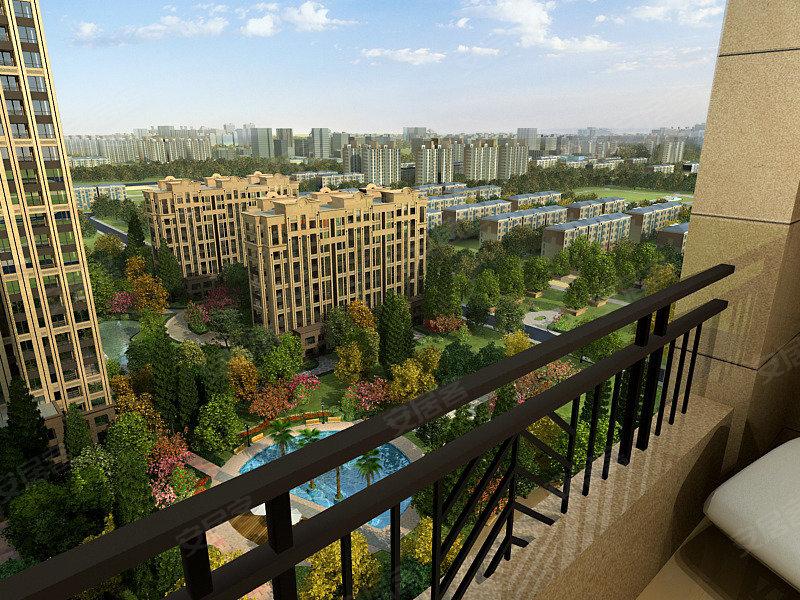 绿地21新城 户型图 样板间图 规划图 外景图 相册 安居客