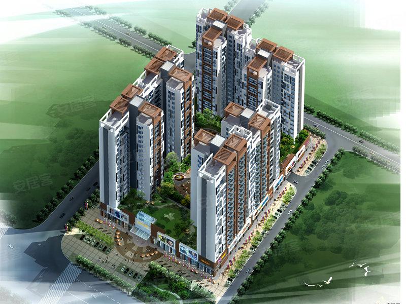 惠城区马安片区规划图