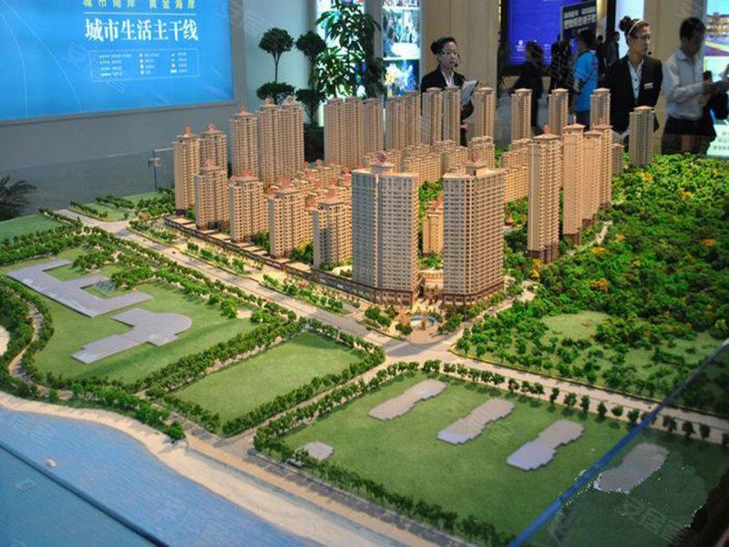 华发新城规划图
