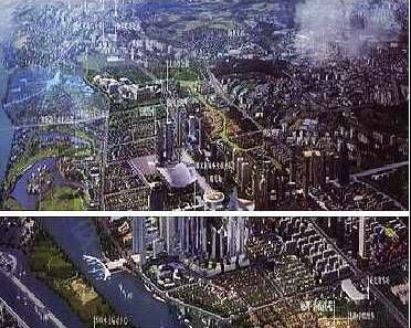 """新城马坡组团核心,依托北京城市区域规划,未来将成为北京""""现代高清图片"""